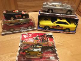 Naujos žaislinės mašinėlės!