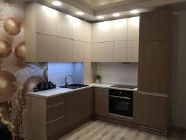Nestandartinių virtuvės baldų gamyba