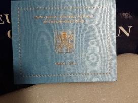 Vatikano Euro monetų rinkinys