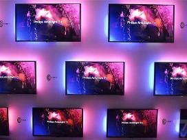 """Įvairus 32-60"""" televizoriai su Ambilight pašvietim"""