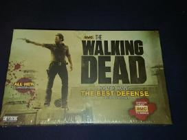 The Walking Dead stalo zaidimas