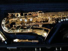 Saksofonas yamaha 275 su selmer c pustuku - nuotraukos Nr. 6