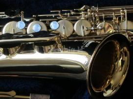 Saksofonas yamaha 275 su selmer c pustuku - nuotraukos Nr. 7