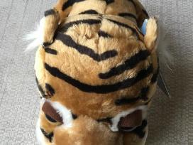 Tigras minkstas zaislas