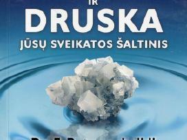 """""""Vanduo ir druska Jūsų sveikatos šaltinis"""""""