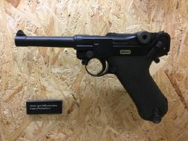 Airsoft Pasaulinio karo metaliniai pistoletai