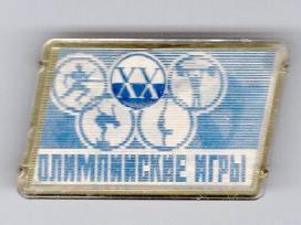 Olimpiada 1972m besikeičiantys vaizdas