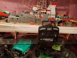 Rc laivas Schutze 1962 1:40