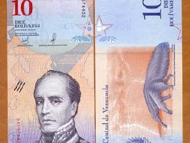 Venesuela 10 Bolivares 2018m. P-new Unc