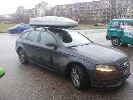 Stogo bagaziniu nuoma Vilniuje