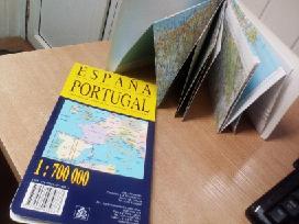 Estijos, Maskvos ir Portugalijos nauji žemėlapiai