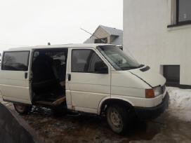 Vw transporter T4 1991m 2.4d dalimis