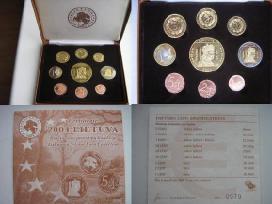 Pirksiu 2004 metu Lietuvos euru komplekta - nuotraukos Nr. 2