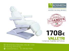 Pedikiūro - kosmetologijos - masažo salonų baldai
