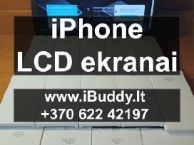iPhone 5S-6s-7-8-x ekranas (Originalus ir Tianma)