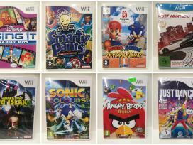 Nintendo Wii, Nintendo Ds, Nintendo 3ds žaidimai