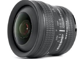 "Naujas: ""Lensbaby Circular Fisheye 5.8mm f/3.5"""