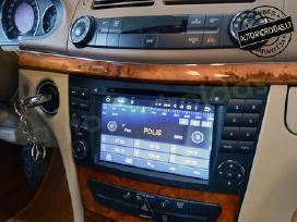 Mercedes C-class W203 Android 8 multimedija 7""