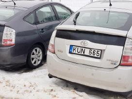 Automobilio nuoma Pavėžėjo darbui Vilniuje