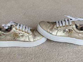 Roberto cavalli, Gucci, originalūs batai mergaitei