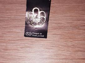 Monrealio olimpinis ženkliukas