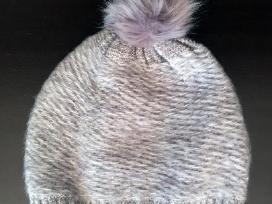 Avenue pilka kepurytė
