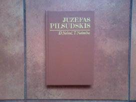 """Daria i Tomasz Nalecz """"Juzefas Pilsudskis"""" 1991 m."""