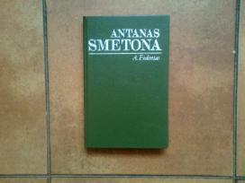 """Alfonsas Eidintas """"Antanas Smetona"""" 1990 m."""