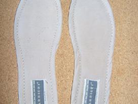 Odiniai ideklai batams, ilgis 28,7 cm
