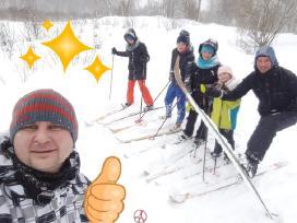 Pagauk savo paskutinį žiemos savaitgalį!