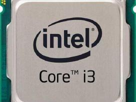 Procesoriai: i3, i5, i7 - nuotraukos Nr. 3