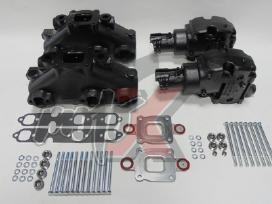 Kolektoriai Mercruiser Dry Joint V6 V8