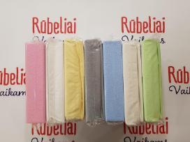 Neperšlampama frotė paklodė su guma
