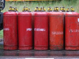 Buitinių dujų balionai