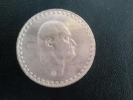 Egiptas 1970m 1pound Ag