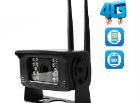 3g / 4G Mini Ip Kamera (su Sim kortelės jungtimi)