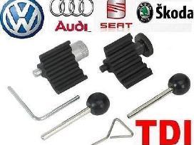 Vw, Audi 1.9 ir 2.0 Tdi veleno fiksavimo įrankiai