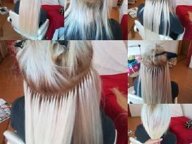 Plaukų ir Blakstienų priauginimas