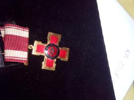 Perku ordinus, medalius,zenklus, zenkliukus