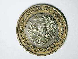 Meksika 10 pesų, 2006