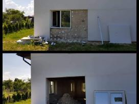 Griovimo darbai Utenoje, Ukmergėje, Rokiškyje.