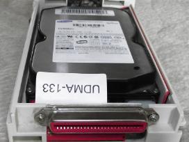 Ištraukiamas iš kompo stalčius su išorinių diskų - nuotraukos Nr. 2
