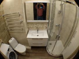 Vonios, wc remontas
