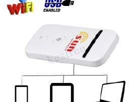 Naujas pigus 3g modemas su WiFi ir Sim kortele - nuotraukos Nr. 2