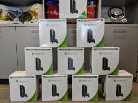 Akcija! Nauji Xbox 360 E tik 135 Eur!
