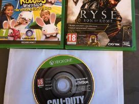 Xbox one žaidimai
