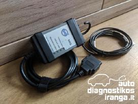 Volvo Vida Dice diagnostikos įranga