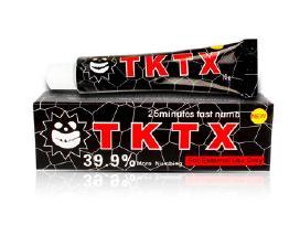 Tktx Black 39% tattoo nuskausminamasis kremas