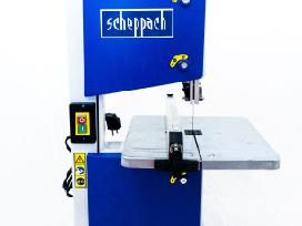 Juostinės pjovimo staklės Scheppach
