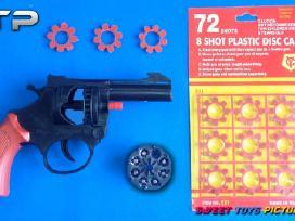 Vaikiškas šautuvas su pistonais